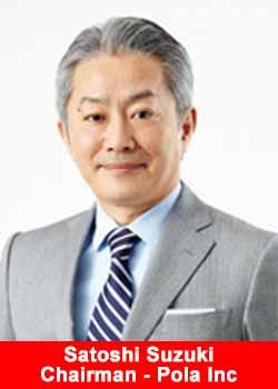 Satoshi Suzuki Pola