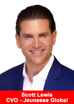 Scott Lewis Chief Visionary Officer Jeunesse Global