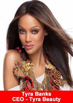 Tyra Banks Tyra Beauty