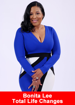 Bonita Lee Excels To National Rank at Total Life Changes