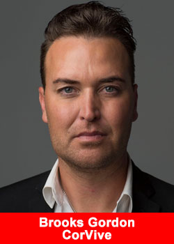 Post image for CorVive Announces Brooks Gordon As Chief Communications Officer