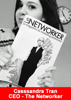 The Networker Magazine Launches In English