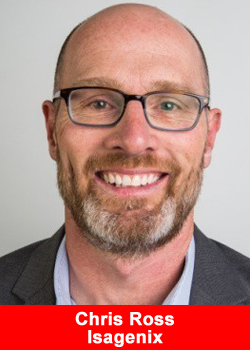 Post image for Isagenix Names Chris Ross As Chief Marketing Officer