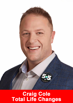 Total Life Changes Names Craig Cole as Director of Public Relations