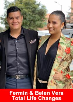 Global Directors Fermin and Belen Vera Make Total Life Changes in Ecuador