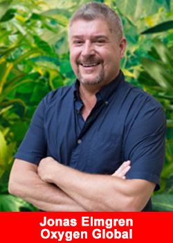 Jonas Elmgren From Sweden Achieves Emerald Executive With Oxygen Global