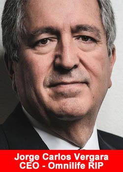 CEO Omnilife Jorge Carlos Vergara Passed Away