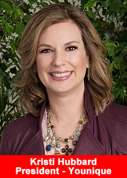 Kristi Hubbard Appointed As Younique President Later CEO
