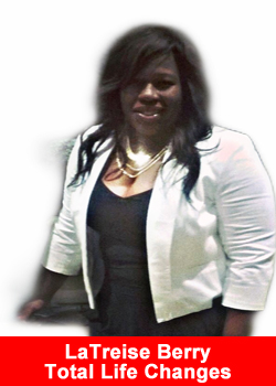 Total Life Changes' National Director LaTriese Berry Spreads Health and Wealth