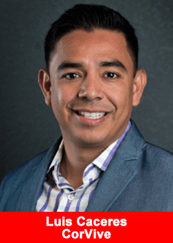 Post image for CorVive Appoints Luis Caceres As Vice President