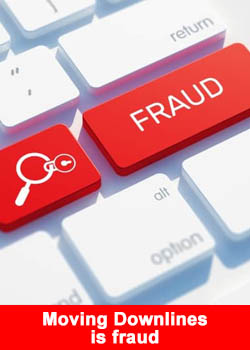 Poll: Moving Downlines Is Fraud