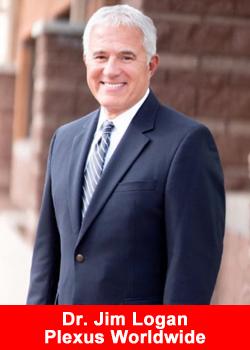 NASA Chief Dr. Jim Logan Joins Plexus Worldwide
