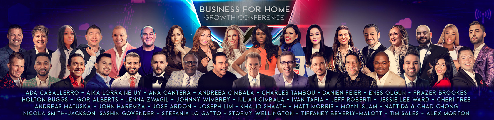 Business For Home Virtual conference 4 - 6 June: Click here