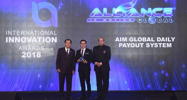 Aim Global Earns First International Innovation Awards