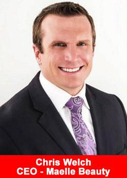 Chris Welch, CEO, Maelle