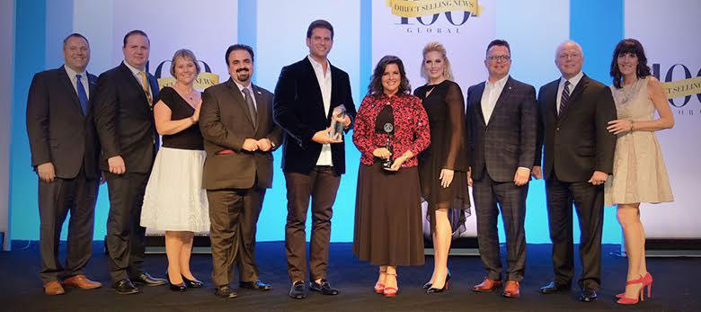 Jeunesse Global DSN Award 2017