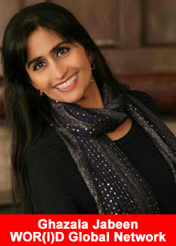 Ghazala Jabeen, World Global Network