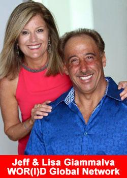 Jeff And Lisa Giammalva, WORLD Global Network