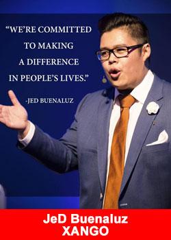 Jed Buenaluz,XANGO
