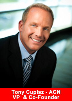 Tony Cupisz, ACN, VP & Co-Founder