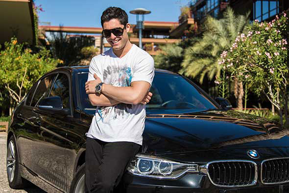 Alex Morton BMW