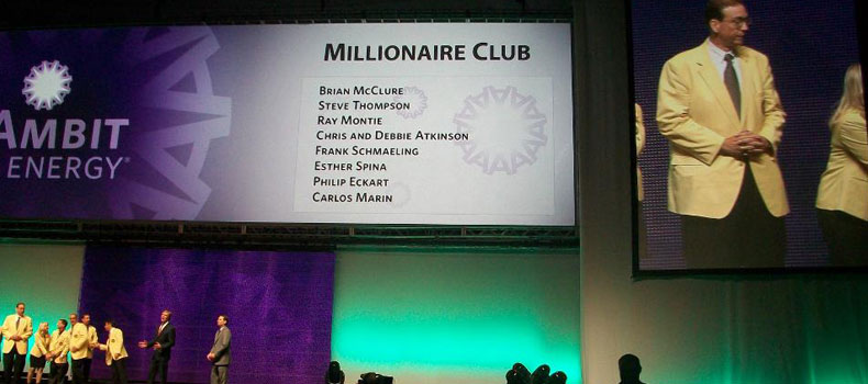 Ambit energy brian mcclure hits 425 000 per month 187 direct selling