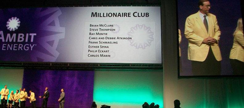 Ambit Energy Millionaire Club