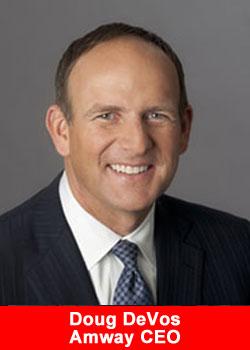 Amway, CEO, Doug DeVos