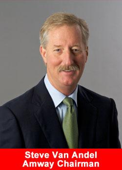 Steve Van Andel,Amway Chairman