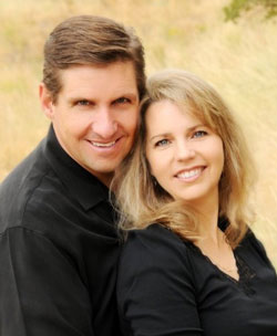 Mark and Tracie Wilson