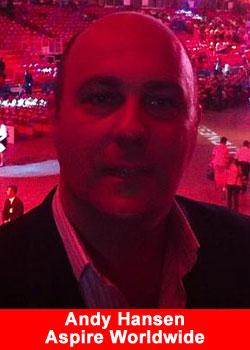 Andy Hansen,Aspire Worldwide,Founder
