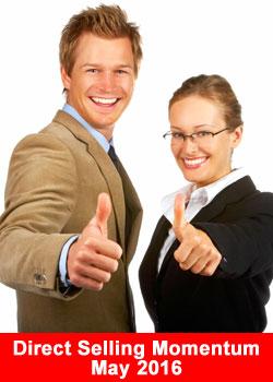 Direct Selling Momentum, MLM Momentum, Network Marketing Momentum, Top MLM companies,