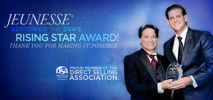 Jeunesse DSA Award
