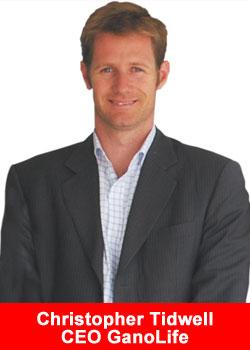 Chris Tidwell CEO GanoLife