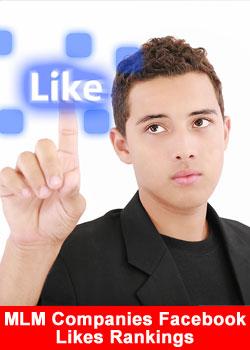 Facebook Like Rankings, MLM Companies