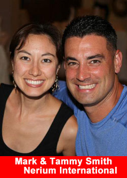 Mark and Tammy Smith Nerium International
