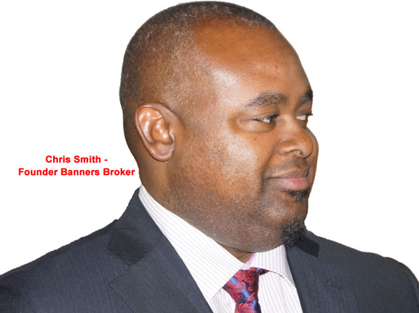 Chris Smith CEO - founder Banners Broker