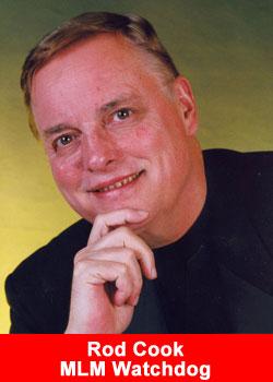 Rod Cook MLM Watchdog