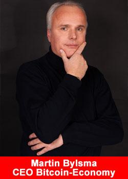 Martin Bylsma, CEO, Bitcoin-Economy