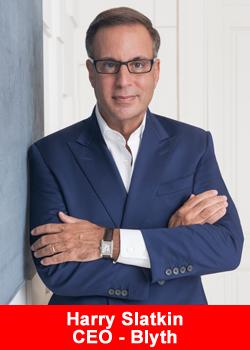 Harry Slatkin, CEO, Blyth