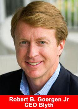 Robert Goergen,CEO,Blyth