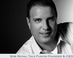 Bob Reina Interview Talk Fusion