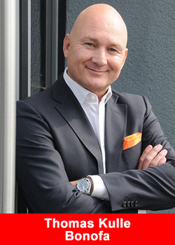 Thomas Kulle, CEO, Bonofa