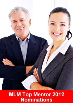 MLM Top Mentors 2012