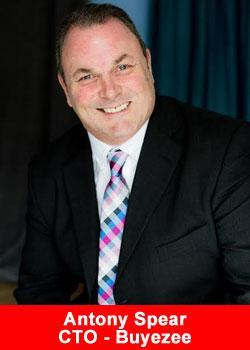 Antony Spear, CTO