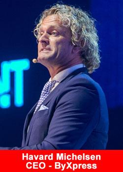 Havard Michelsen, CEO, ByXpress