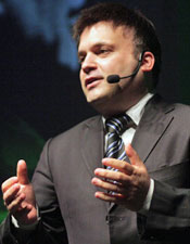 Fabio Galdi - Wor(l)d GMN CEO