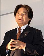 Hironari Oshiro - CEO Enagic