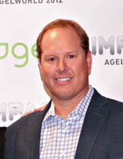 Jeff Higginson - Agel CEO