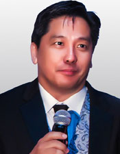 Joven Cabasag - CEO Ganolife